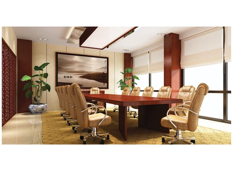 贵宾会议室 会议桌、会议椅