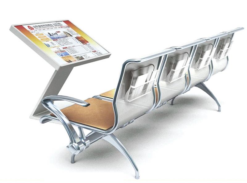 客户联排座椅