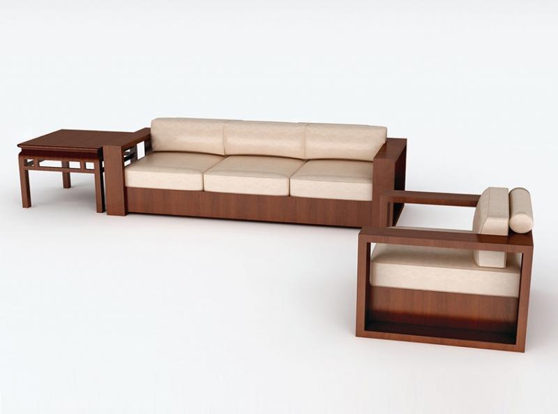 休息区休闲沙发