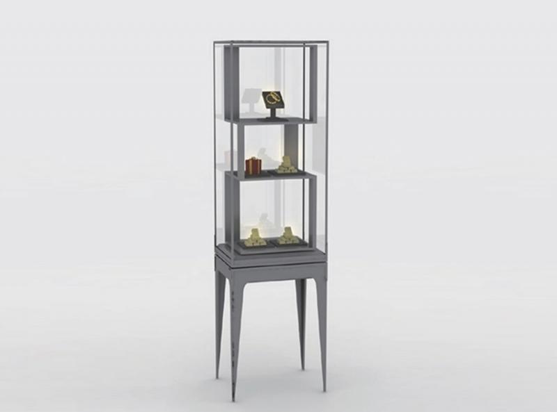 贵重金属展示柜(落地式)