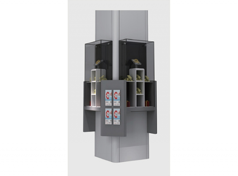 贵重金属展示柜