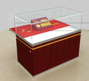 贵宾营销展柜独立式(长柜)
