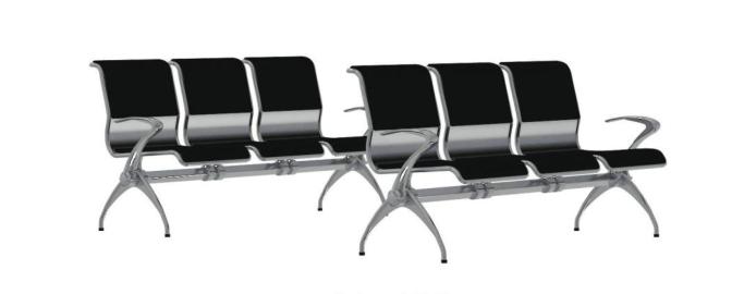 客户三座排椅